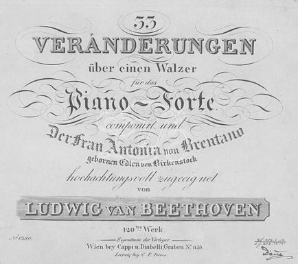 33-Beethoven-Variaciones-Diabelli-primera-edición